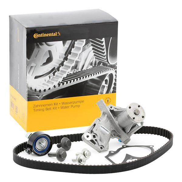 Zahnriemen Kit + Wasserpumpe CT881WP2 CONTITECH CT881K3 in Original Qualität
