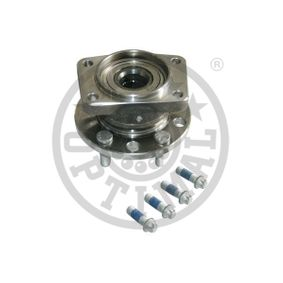 Wheel Bearing Kit with OEM Number 1146 689
