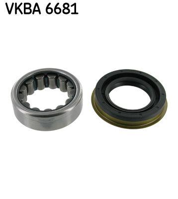 SKF  VKBA 6681 Juego de cojinete de rueda Ø: 64,3mm