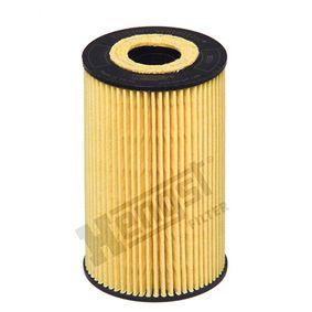 HENGST FILTER  E115H01 D208 Ölfilter Ø: 65,0mm, Innendurchmesser 2: 24,0mm, Höhe: 101,0mm