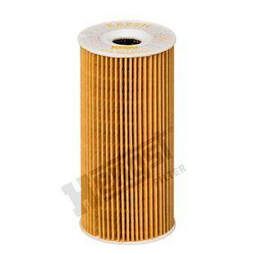HENGST FILTER  E822H D255 Ölfilter Ø: 65,0mm, Innendurchmesser 2: 20,0mm, Höhe: 131,0mm