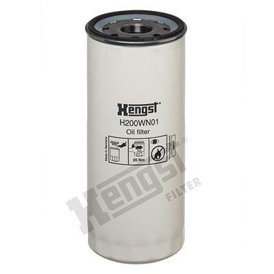 HENGST FILTER  H200WN01 Ölfilter Ø: 110mm, Höhe: 260mm