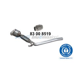 Golf 5 2.0TDI 16V Katalysator HJS 96 11 4021 (2.0 TDI 16V Diesel 2008 BKD)
