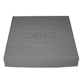 Filter, Innenraumluft Art. Nr. 80004407 120,00€