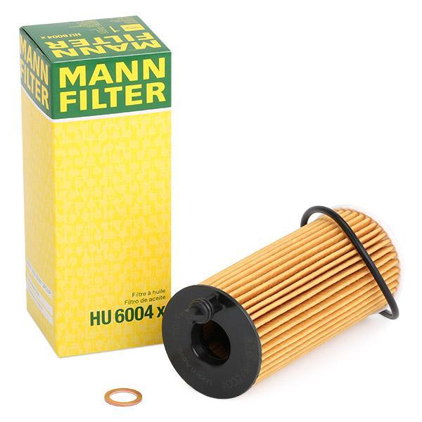 Ölfilter MANN-FILTER HU6004x Erfahrung