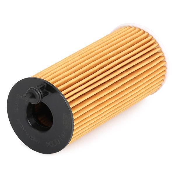 Ölfilter MANN-FILTER HU 6004 x 4011558017606