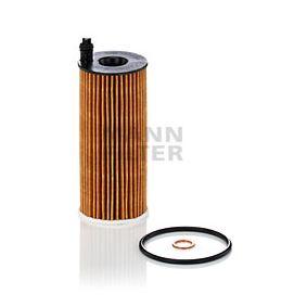 MANN-FILTER HU 6004 x - 4011558017606