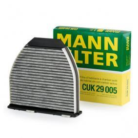 CUK 29 005 MANN-FILTER CUK 29 005 original quality