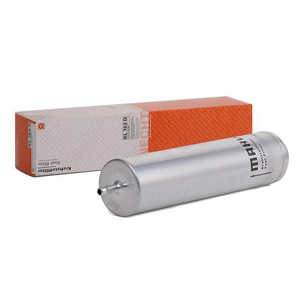 Inline fuel filter MAHLE ORIGINAL KL763D 4009026834046