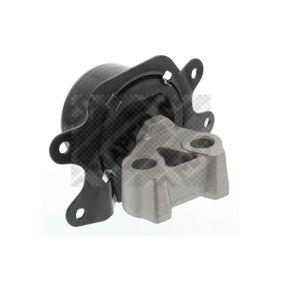 Motorlager für OPEL CORSA C (F08, F68) 1.2 75 PS ab Baujahr 09.2000 MAPCO Lagerung, Motor (37721) für