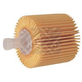 Oil Filter Ø: 70mm, Inner Diameter: 28mm, Height: 67mm with OEM Number 04152 31090
