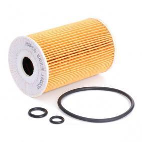 Oil Filter Ø: 65mm, Inner Diameter: 29mm, Height: 101mm with OEM Number 03L 115 466
