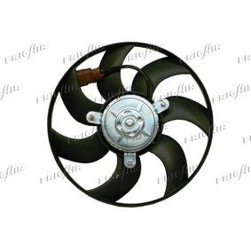 Вентилатор, охлаждане на двигателя 0510.2023 Golf 5 (1K1) 1.9 TDI Г.П. 2004