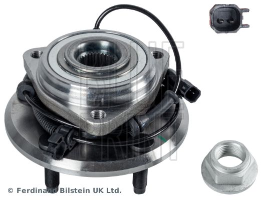 Wheel Hub Bearing ADA108218 BLUE PRINT ADA108218 original quality