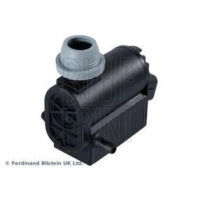 Waschwasserpumpe, Scheibenreinigung Spannung: 12V, Anschlussanzahl: 3 mit OEM-Nummer 98510-FD100