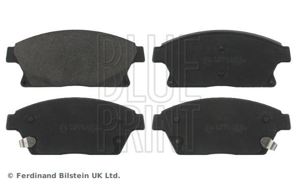 BLUE PRINT  ADG042122 Brake Pad Set, disc brake Width: 61,2mm, Thickness 1: 19mm