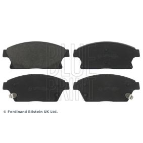 BLUE PRINT  ADG042122 Brake Pad Set, disc brake Width: 61,3mm, Thickness 1: 18mm