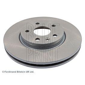 Bremsscheibe Bremsscheibendicke: 26mm, Ø: 276,0mm mit OEM-Nummer 569 073