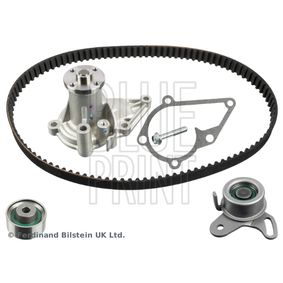 Water pump and timing belt kit Width: 22,0mm with OEM Number 24410-26000 S2