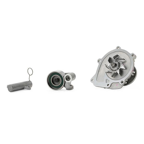 Timing belt and water pump kit BLUE PRINT ADT373753 expert knowledge
