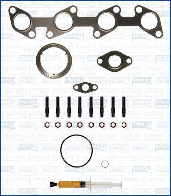 Juego de montaje, turbocompresor AJUSA 7686525001 8433577006595