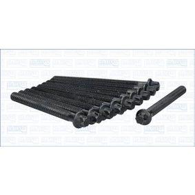 Zylinderkopfschraubensatz Gewindemaß: M10, Länge: 110mm mit OEM-Nummer LR008341