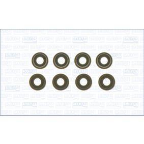 Комплект гумички, стъбло на клапана 57031800 Jazz 2 (GD_, GE3, GE2) 1.2 i-DSI (GD5, GE2) Г.П. 2003