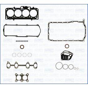 Dichtungsvollsatz für VW GOLF IV (1J1) 1.6 100 PS ab Baujahr 08.1997 AJUSA Dichtungsvollsatz, Motor (50176500) für