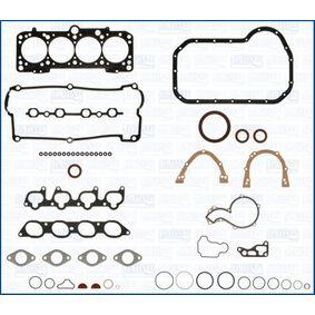 AJUSA Dichtungsvollsatz, Motor 50153300 für AUDI 80 Avant (8C, B4) 2.0 E 16V ab Baujahr 02.1993, 140 PS
