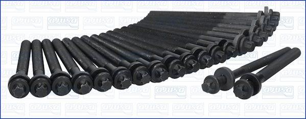 AJUSA  81015300 Zylinderkopfschraubensatz Gewindemaß: M12, Gewindemaß: M10, Länge: 138mm