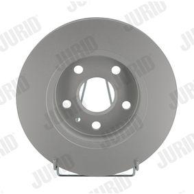 Bremsscheibe Bremsscheibendicke: 30mm, Lochanzahl: 5, Ø: 296mm mit OEM-Nummer 13 501 319