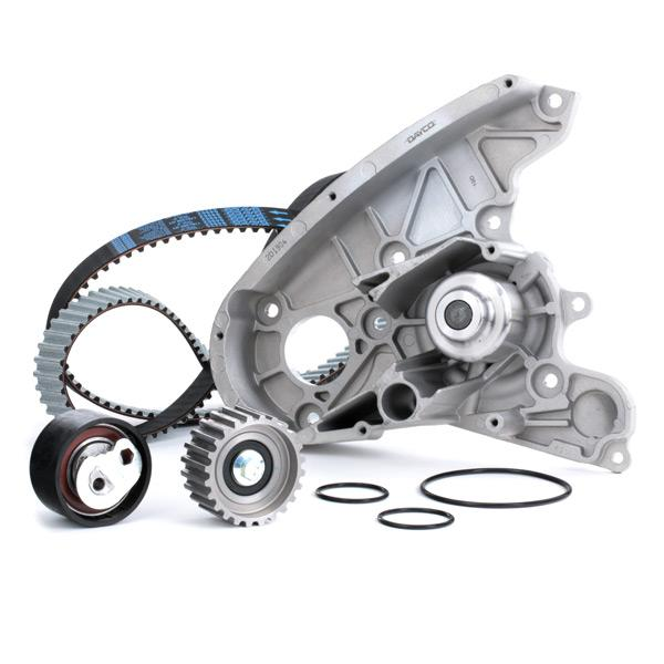 Timing belt and water pump kit DAYCO KTBWP3390 8021787042603