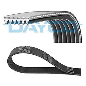 V-Ribbed Belts Length: 1040,0mm, Number of ribs: 6 with OEM Number 981634