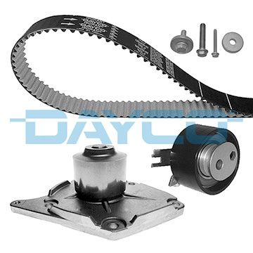 DAYCO  KTBWP5320 Water pump and timing belt kit
