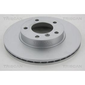 Bremsscheibe Bremsscheibendicke: 22mm, Lochanzahl: 5, Ø: 286mm mit OEM-Nummer 3411 1 162 288