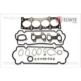 Gasket Set, cylinder head 598-2591 PANDA (169) 1.2 MY 2006