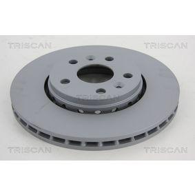 Brake Disc Article № 8120 25158C £ 140,00