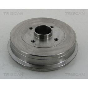 Bremstrommel 8120 25215 TWINGO 2 (CN0) 1.2 16V Bj 2012