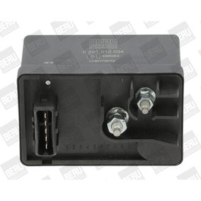 Steuergerät, Glühzeit Spannung: 12V mit OEM-Nummer 96141677