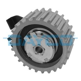 Tensioner Pulley, timing belt with OEM Number 636 317