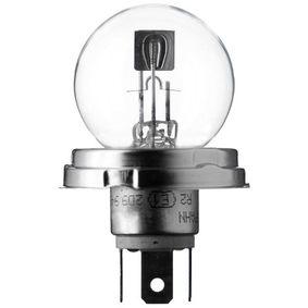 Glühlampe, Fernscheinwerfer R2 (Bilux), 45/40W, 12V 45152