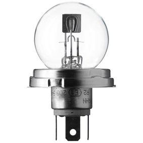 Glühlampe, Hauptscheinwerfer R2 (Bilux), P45t, 55/50W, 24V 55152
