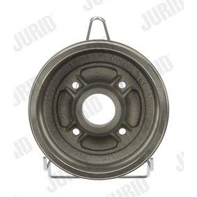 Bremstrommel Trommel-Ø: 180,2mm, Br.Tr.Durchmesser außen: 207,8mm mit OEM-Nummer 60 01 548 126
