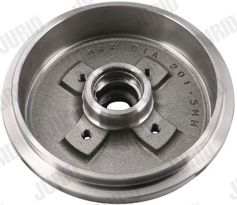 Bremstrommeln JURID 329126J Erfahrung