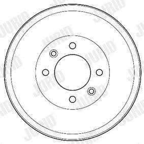 Bremstrommel Trommel-Ø: 228,6mm, Br.Tr.Durchmesser außen: 273,9mm mit OEM-Nummer 4247-24