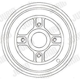 Bremstrommel 329219J Scénic 1 (JA0/1_, FA0_) 1.6 Bj 2002