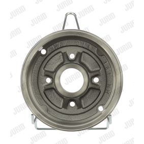 Bremstrommel Trommel-Ø: 180,2mm, Br.Tr.Durchmesser außen: 208mm mit OEM-Nummer 6001548126