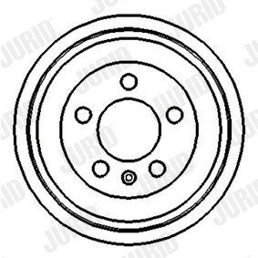Bremstrommel Trommel-Ø: 200mm, Br.Tr.Durchmesser außen: 239,9mm mit OEM-Nummer 6QE609617