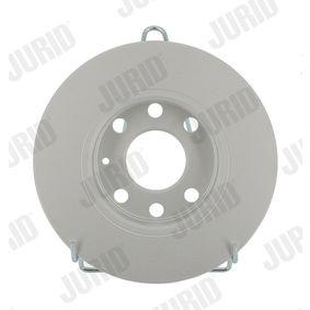 Спирачен диск 561158JC Corsa B Хечбек (S93) 1.7D (F08, F68, M68) Г.П. 1996