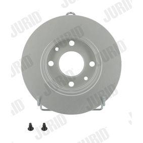 Bremsscheibe Bremsscheibendicke: 12mm, Lochanzahl: 4, Ø: 238mm mit OEM-Nummer 60.01.549.211